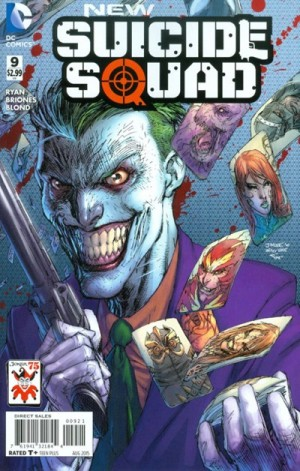 NEW SUICIDE SQUAD 9 review spoilers 2