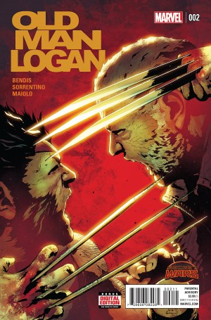 OLD MAN LOGAN #2 review spoilers 1