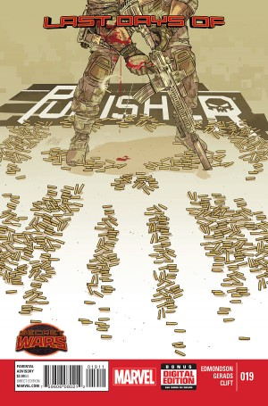 PUNISHER #19 review spoilers 1