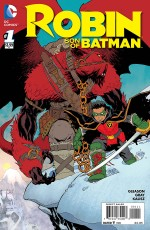 ROBIN, SON of BATMAN 1 review spoilers 1
