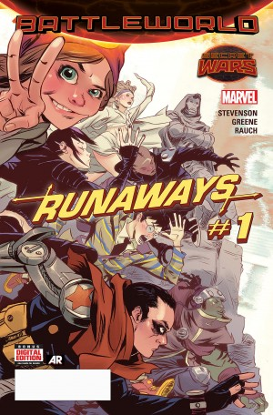 RUNAWAYS #1 review spoilers 1
