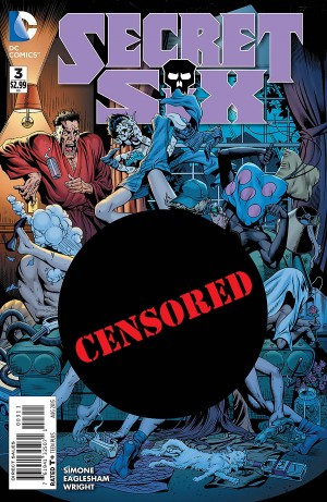 SECRET SIX 3 review spoilers 1