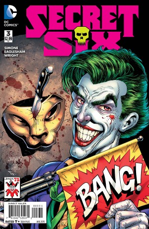 SECRET SIX 3 review spoilers 2