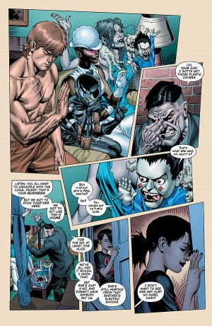 SECRET SIX 3 review spoilers 4