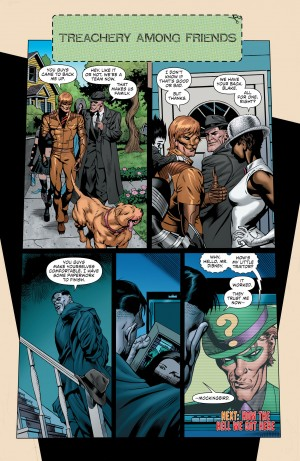 SECRET SIX 3 review spoilers 9