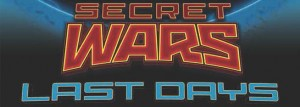 SECRET WARS - LAST DAYS logo