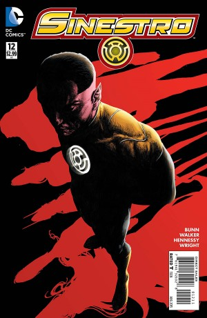SINESTRO 12 review spoilers 1