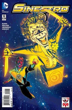 SINESTRO 12 review spoilers 2