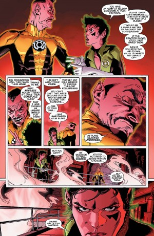 SINESTRO 12 review spoilers 3