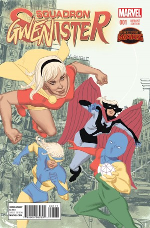 SQUADRON SINISTER #1 review spoilers 6