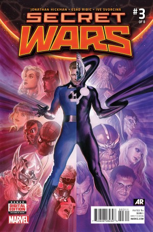 Secret Wars #3 Spoilers & Preview 1