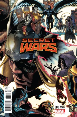Secret Wars #3 Spoilers & Preview 2
