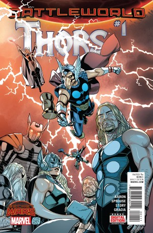 THORS #1 review spoilers 1