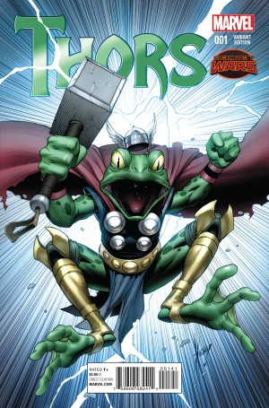 THORS #1 review spoilers 3