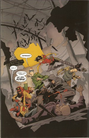 WE ARE ROBIN #1 pg. 20