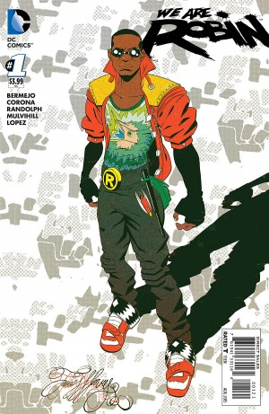 WE ARE ROBIN 1 review spoilers 2