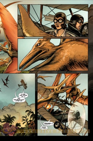 WHERE MONSTERS DWELL #1 review spoilers 2