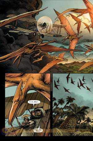 WHERE MONSTERS DWELL #1 review spoilers 3