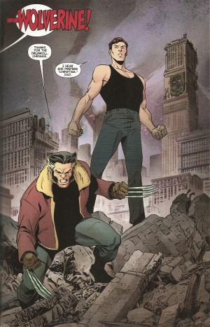 YEARS of FUTURE PAST #1 review spoilers 5