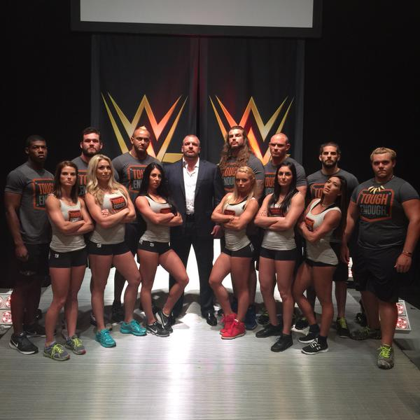 WWE Posts Poll Asking About Bringing Back Tough Enough Contestants