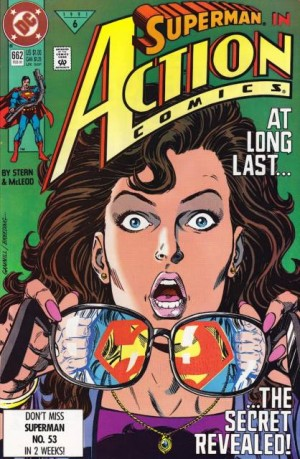 Action Comics #662 Spoilers 1990-91 Lois Lane 1