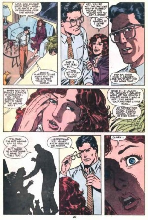 Action Comics #662 Spoilers 1990-91 Lois Lane 2A