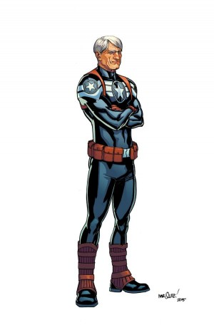 All-New All-Different Steve Rogers
