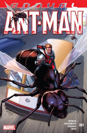 Ant-Man Annual #1 Spoilers Marvel 1