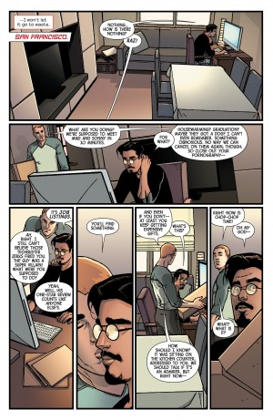 Ant-Man Annual #1 Spoilers Marvel 11