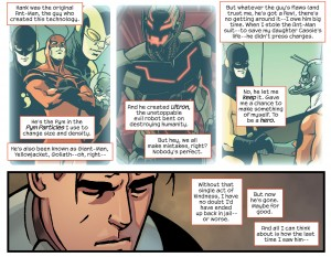 Ant-Man Annual #1 Spoilers Marvel 3