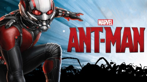 Ant-Man movie banner