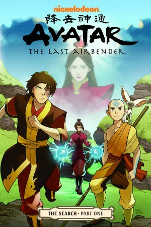 Avatar The Last Airbender The Search Part 1