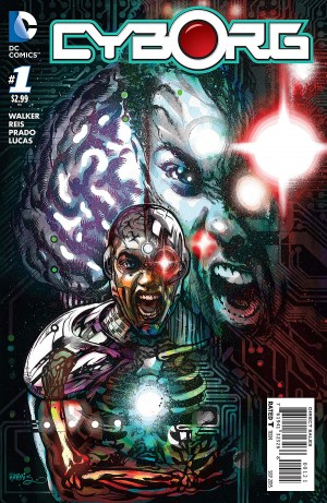 CYBORG #1 review spoilers 2