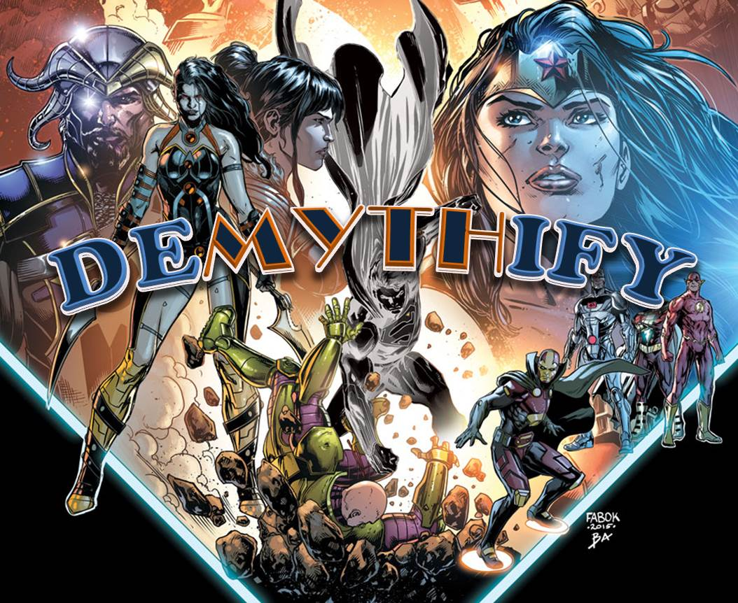Demythify DC Comics Post New 52 Post Convergence DC You banner