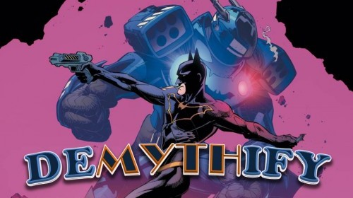 Demythify DC Comics Post New 52 Post Convergence II DC You banner
