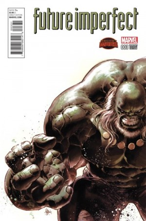 FUTURE IMPERFECT #3 review spoilers 2