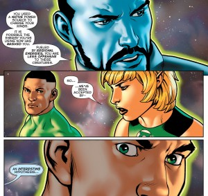 Green Lantern Lost Army #2 DC You Spoilers 10
