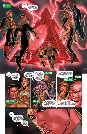 Green Lantern Lost Army #2 DC You Spoilers 3