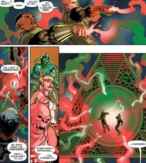 Green Lantern Lost Army #2 DC You Spoilers 4