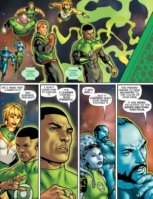 Green Lantern Lost Army #2 DC You Spoilers 5