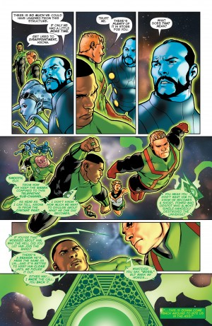 Green Lantern Lost Army #2 DC You Spoilers 7