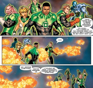 Green Lantern Lost Army #2 DC You Spoilers 9