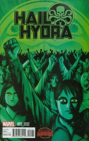 HAIL HYDRA #1 review spoilers 2