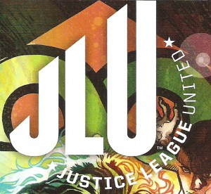 JUSTICE LEAGUE UNITED #11 new logo