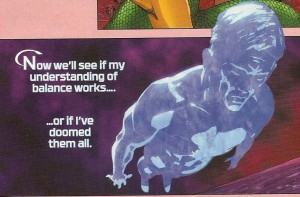 JUSTICE LEAGUE UNITED #11 pg. 22 panel 3