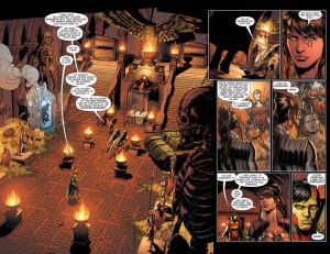 Justice League #42 Darkseid War 2 Spoilers 2