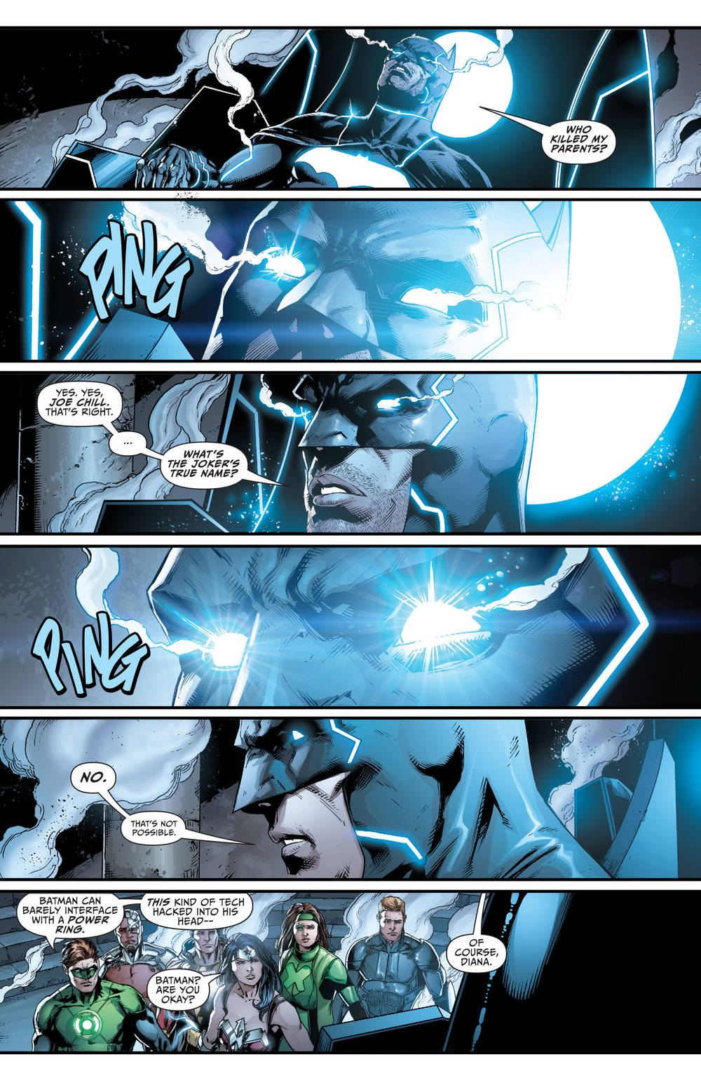 ... Justice League #42 Darkseid War 2 Spoilers 6