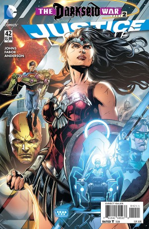 Justice League #42 Darkseid War 2 Spoilers Preview 1