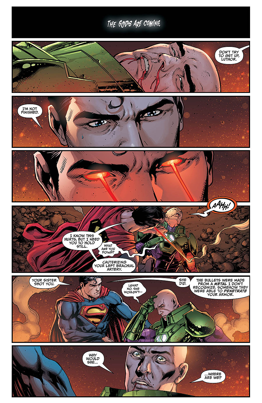 Justice League #42 Darkseid War 2 Spoilers Preview 3 ...