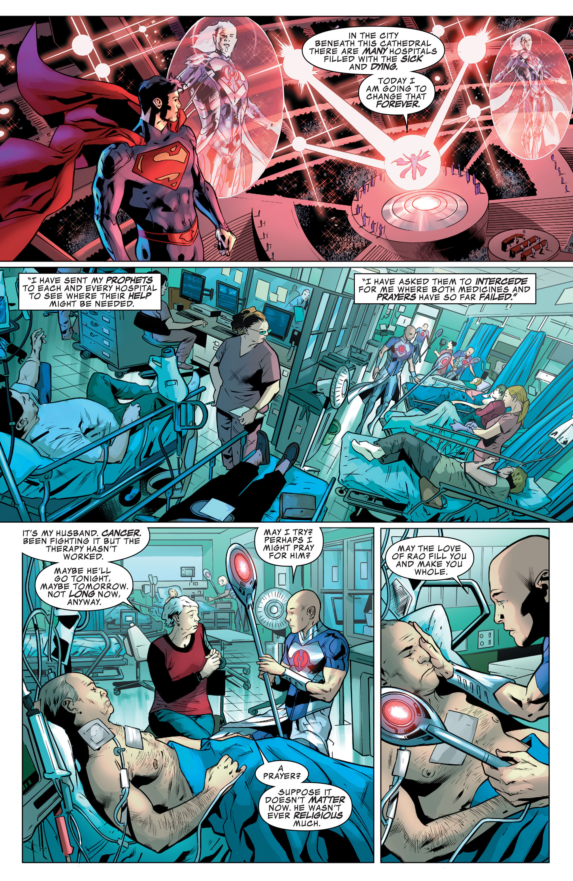 Justice League Of America #2 Spoilers & Review: Is DC Comics